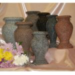 Assorted Turned Vases